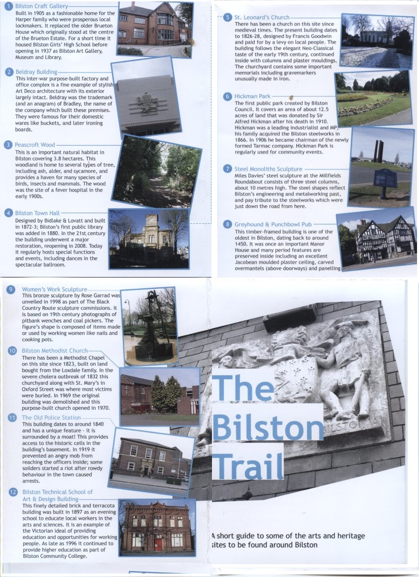 The Bilston Trail